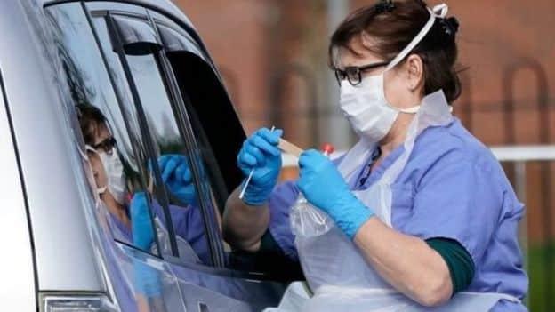 تتوقع الحكومة انتشارا أوسع للفيروس في الفترة المقبلة