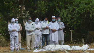 بلغ عدد الوفيات المعلنة في الهند بسبب كورونا 800 حالة