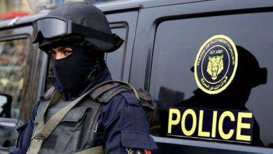 الأمن المصري AFP