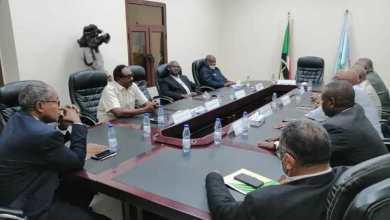 وكيل الحكم الاتحادي يلتقي معتمدي محليات الخرطوم