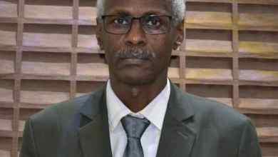 الدكتور ياسر عباس وزير الري و الموارد المائية