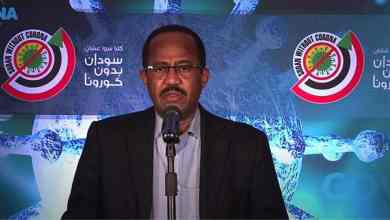 د. أكرم علي التوم وزير الصحة