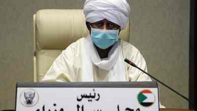 رئيس الوزراء دكتور عبدالله حمدوك