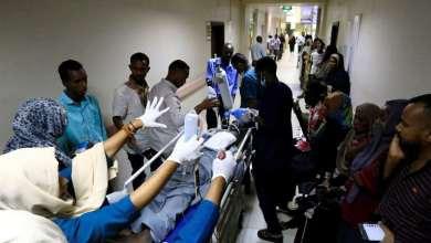 مستشفى في الخرطوم - صورة أرشيفية