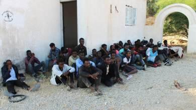 مهاجرون في ليبيا Reuters AYMAN AL-SAHILI