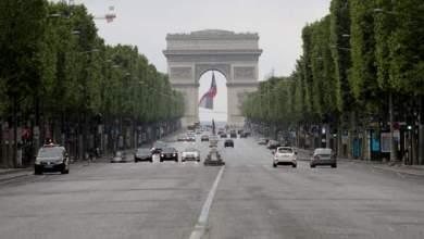 باريس Getty