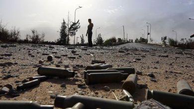 """روسيا ومصر وقوات حفتر يرون أن سرت ضرورية لأمن """"الهلال النفطي"""". Getty"""