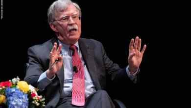 مستشار الأمن القومي السابق جون بولتون