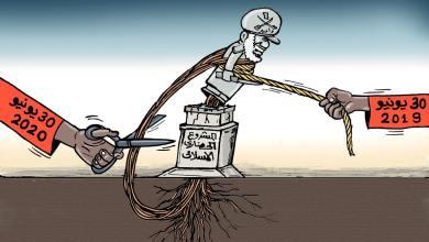 30 يونيو - الثورة السودانية ... كاريكاتير عمر دفع الله