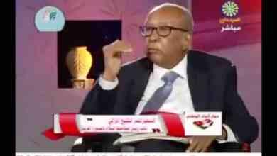 السفير عمر الشيخ