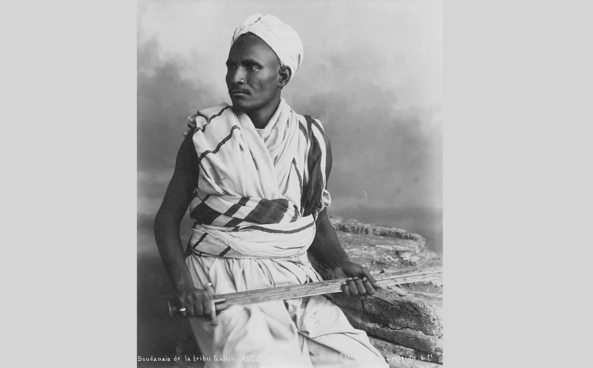 Sudanais_de_la_tribu_Galieh.