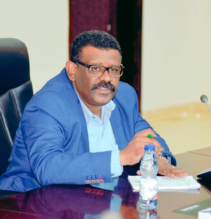 والي الخرطوم أيمن خالد نمر