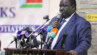 رئيس فريق الوساطة لمفاوضات السلام السودانية، مستشار رئيس جنوب السودان للشؤون الأمنية توت قلواك