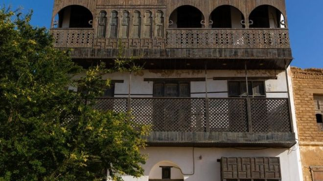 منزل لورانس العرب في ينبع GETTY IMAGES