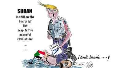 ضغوط امريكية على السودان لإجباره على التطبيع