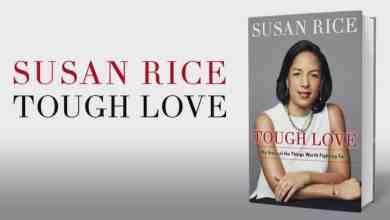 Susan Rice Tough Love