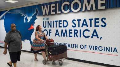 الولايات المتحدة مقصد الملايين من المهاجرين عبر العالم
