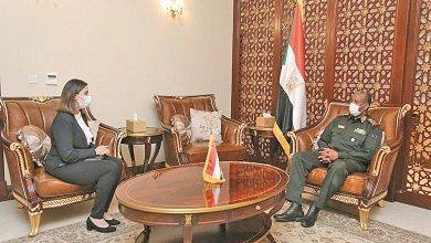 البرهان في حوار مع صحيفة الشروق المصرية