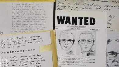 """فك شيفرة القاتل المتسلسل الأمريكي المشهور """"زودياك"""" AP Eric Risberg"""