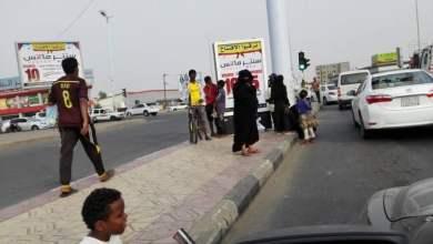 ظاهرة التسول في السودان