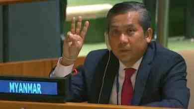 طالب سفير ميانمار لدى الأمم المتحدة المجتمع الدولي بمزيد من الإجراءات لإنهاء الانقلاب العسكري