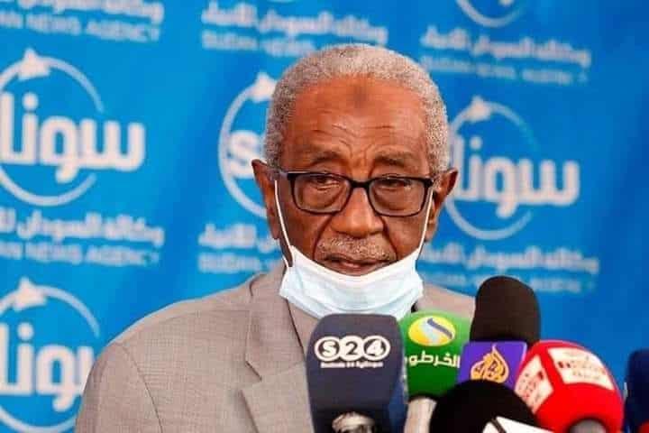 محافظ بنك السودان محمد الفاتح زين العابدين