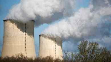 محطة نووية مفاعل نووي