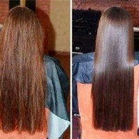 Hair Beauty Secrets from Your Kitchen