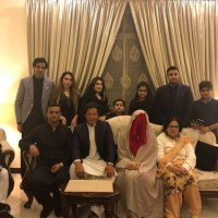 PTI confirms Imran Khan's marriage to Bushra Manika