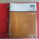 BUR 8-5372 case 1840 parts manual