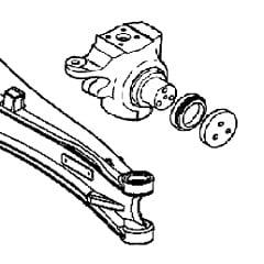 Front Axle / Steering
