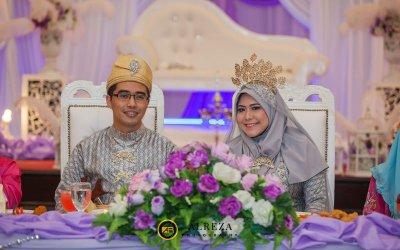Makan Beradab - Malay Wedding Photography
