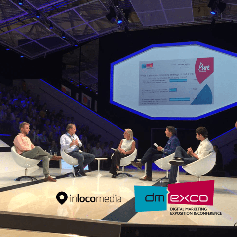 In loco media - DMEXCO 2016 - André Ferraz