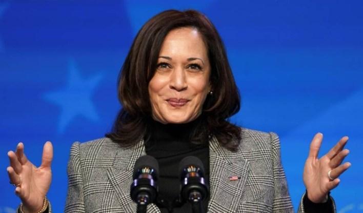 هاريس أول إمرأة ملونة تستلم منصب نائب الرئيس - رويترز.