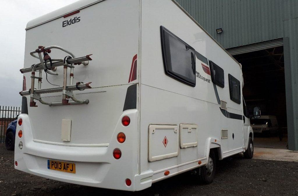 Motorhome repair, Wigan