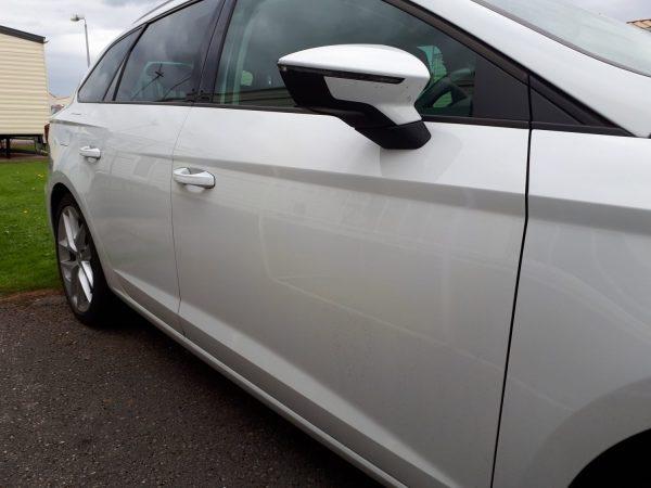 car painter door