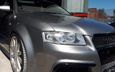 Car body repair at ALR Paint and Body in Wigan