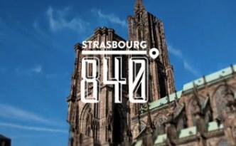Hyperlapse/Timelapse de Strasbourg