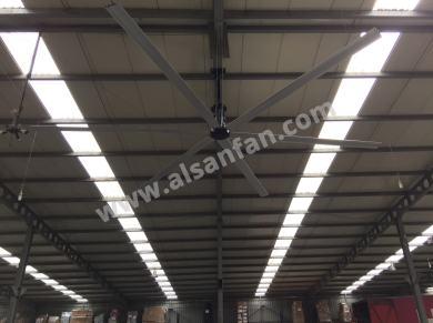 industrial warehouse comfortable fan