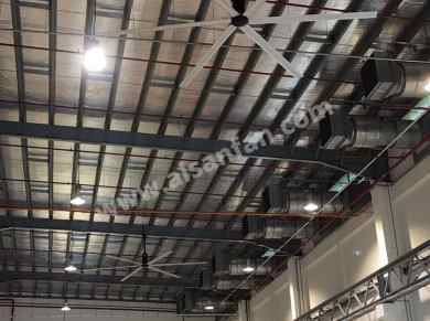 sigapore factory ventilation