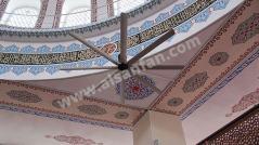 Cami Tavan Vantilatörleri, Cami Tavan Fanları Uygulaması