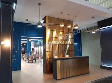 Profan Istanbul - Angel Carpet Lobby Ceiling Fan 09
