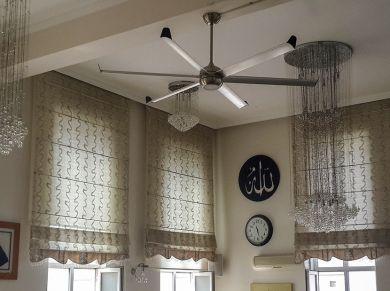 Profan İstanbul – Camii Tavan Vantilatörü ve Camii Tavan Pervanesi 16