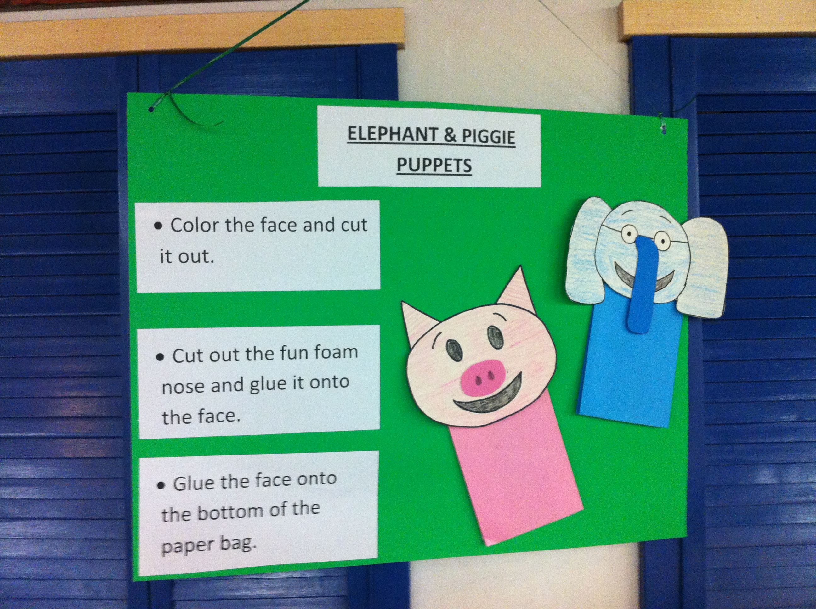 Elephant And Piggie Day