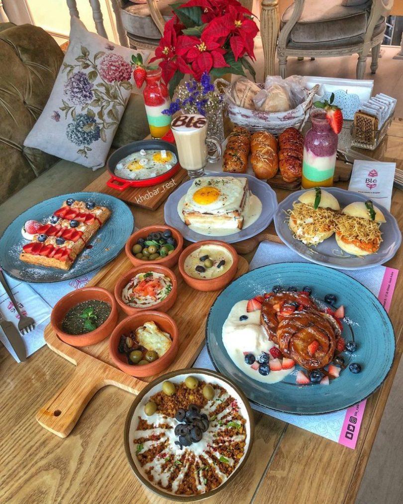افضل مطاعم الخبر فطور