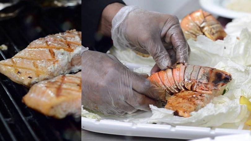اجمل مطاعم شارع الامير محمد بن فهد