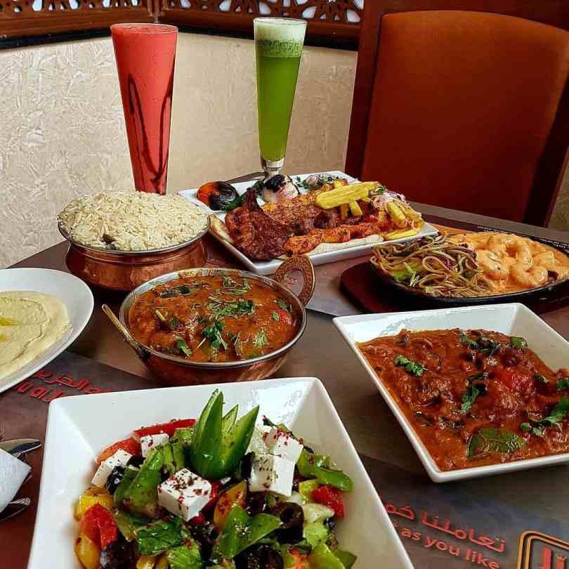 افخم مطاعم طريق الظهران الاحساء
