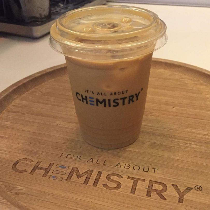 كافيه كيمستري للقهوه المختصة