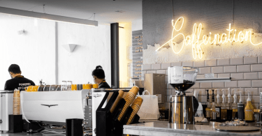 مقهى كافينيشن Cavination
