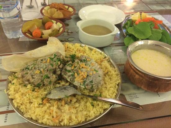 مطعم القدس للمنسف الخبر